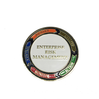 Nickle plating challenge coin