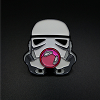 "Soft Enamel Pin ""Star War"" Series"